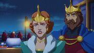 King Randor with Queen Marlena (series)