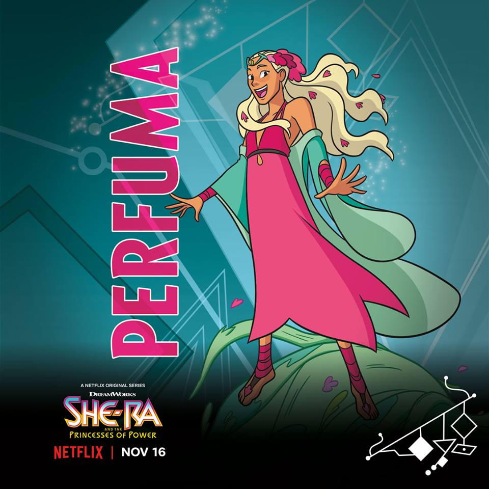 Perfuma (She-Ra and the Princesses of Power)