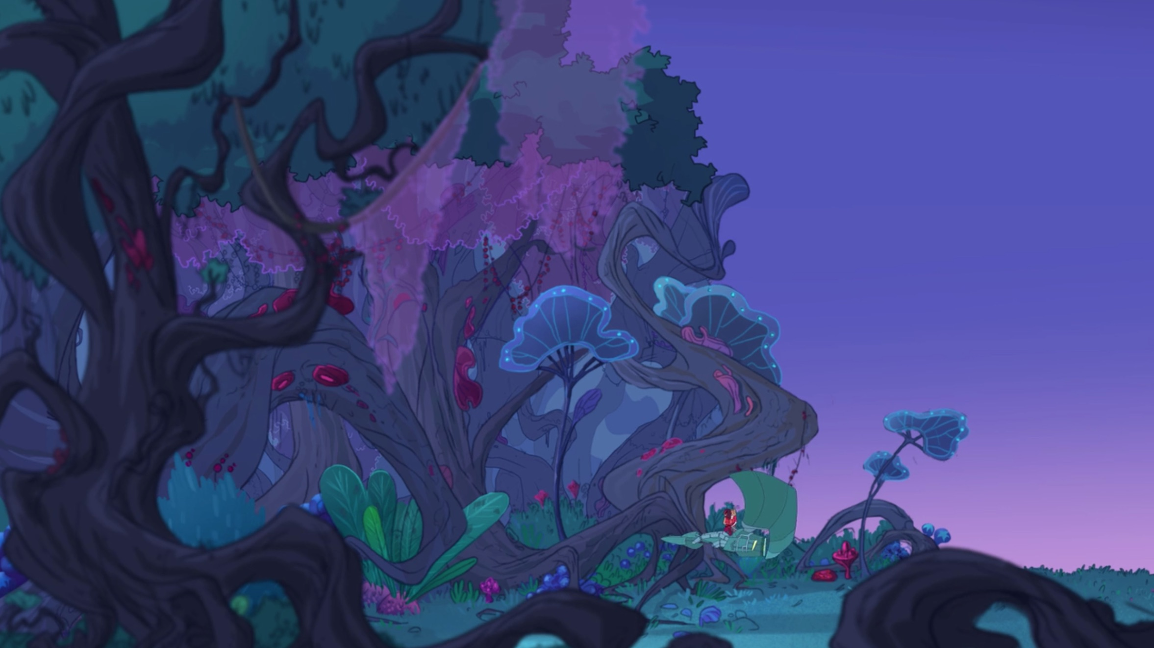 Whispering Woods (She-Ra and the Princesses of Power)