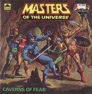 MOTU - Caverns Of Fear - Golden Super Adventures