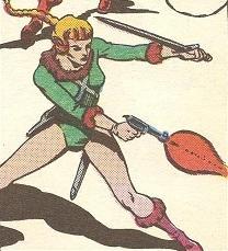 Lieutenant Andra