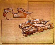 Battle-chariot