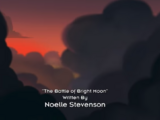 The Battle of Bright Moon