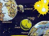 Tri-Solar System