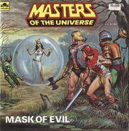 MOTU Mask Of Evil - Golden Super Adventure