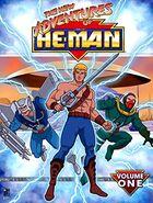 New Adventures of He-Man