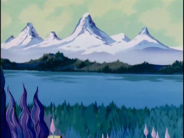 Freezing Mountains