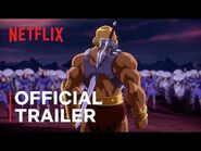 Masters of the Universe- Revelation Part 1 - Official Trailer - Netflix