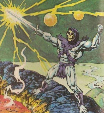 Skeletor (early minicomics)