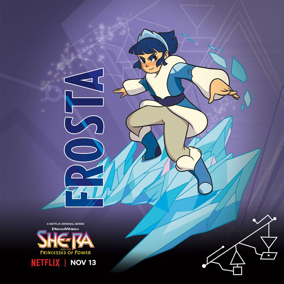 Frosta (She-Ra and the Princesses of Power)
