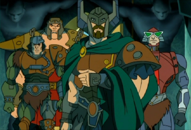 Heroic Warriors