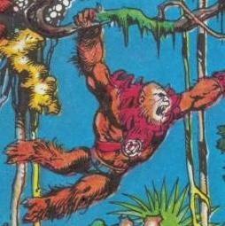 Beast Man (early minicomics)