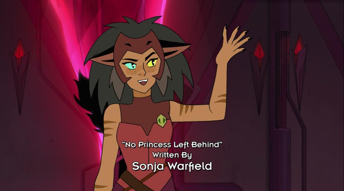 No Princess Left Behind