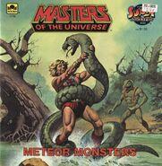 MOTU Meteor Monsters - Golden Super Adventure
