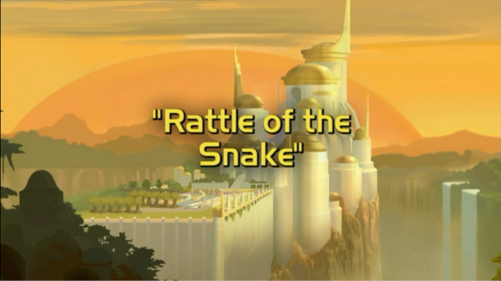 Rattle of the Snake