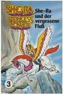 She-ra and the lost river German