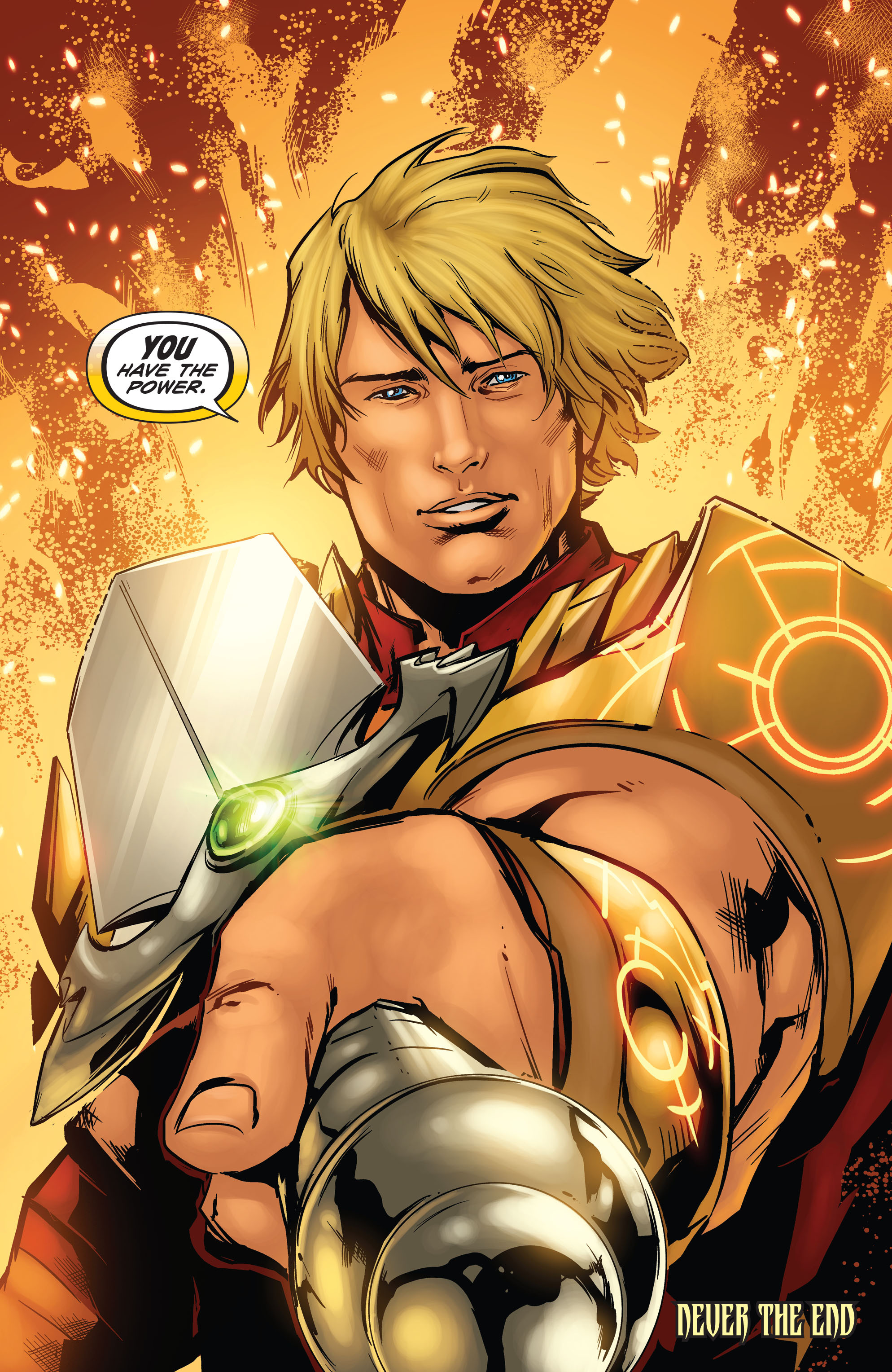 Prince Adam (DC Comics)