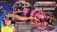 He-Man and The Masters of The Universe Snake Mountain Mattel Commercial Retro Toys and Cartoons