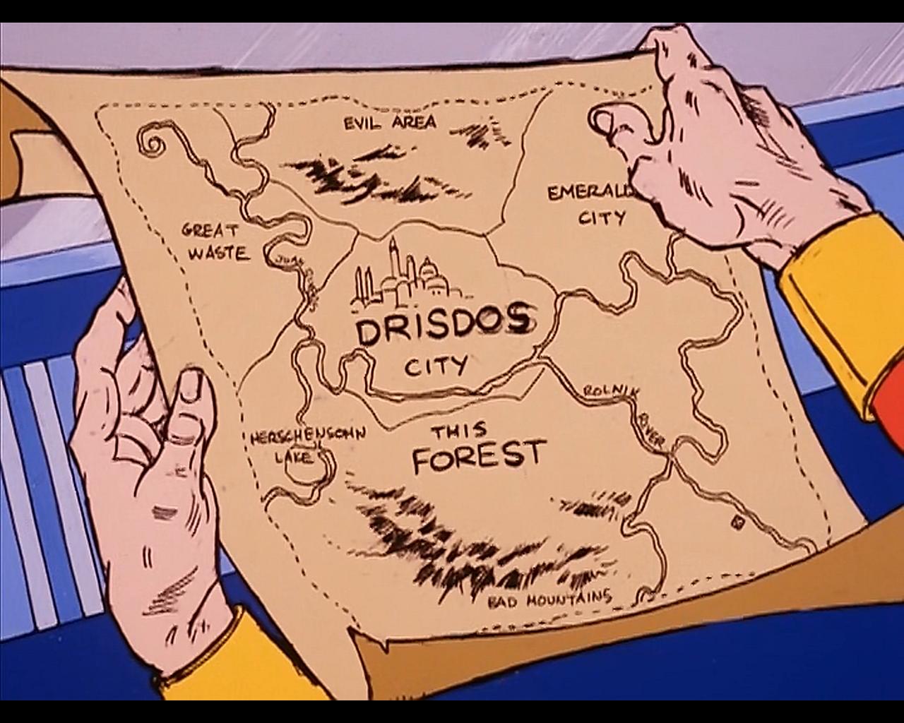 Drisdos City