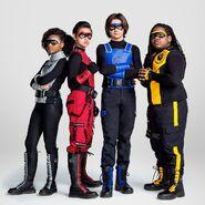 Danger Force Squad 2