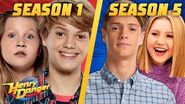 The Henry & Piper Hart Sibling Timeline! Henry Danger