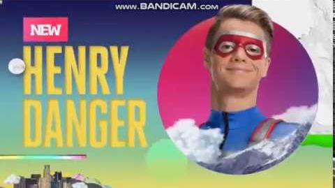 """Henry Danger """"I Dream of Danger"""" 🥰 Official Promo 2 HD Saturday at 7 30p 🎥 Chenry"""