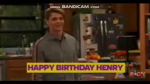 """""""Henry's Birthday"""" 🎁 Official Promo Season 5 🎊 Henry Danger"""