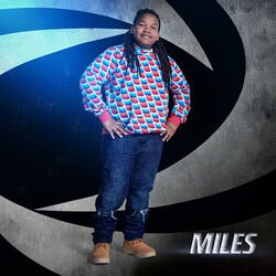Miles Macklin (AWOL)