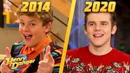 Jasper Through The Years ⏰ Henry Danger