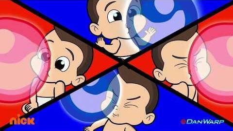 Baby Rays The Adventures of Kid Danger Dan Schneider