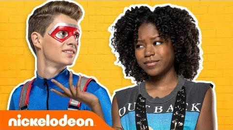 Charlotte Controls Henry's Body ⁉️ Henry Danger Nick