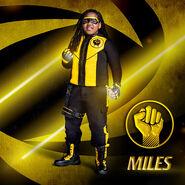 Miles costume