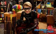 Wall Dog Kid Danger