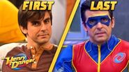 Captain Man's FIRSTS & LASTS So Far! Henry Danger
