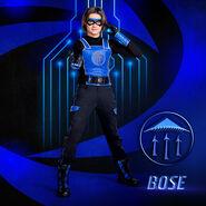 Bose costume