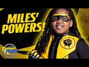 EVERY Time Miles Uses His Super Powers! (So Far) - Danger Force