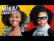 Mika's Secret Super Power! Danger Files Episode 1 💥- Danger Force
