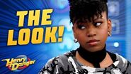 Every Time Charlotte Gives 'The Look' 👀 Henry Danger