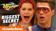 Kid Danger's BIGGEST SECRET Revealed to Piper 😨Nick