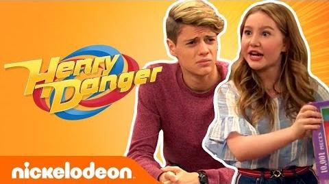 Henry Hart's Family Learns His Secret?! + BONUS Scenes 😲 Henry Danger FunniestFridayEver