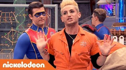 👨🔬Captain Man is Going to Body Swap with Frankini?! ↔️ ft