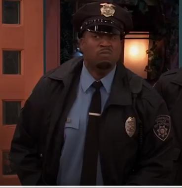 Officer Kogen