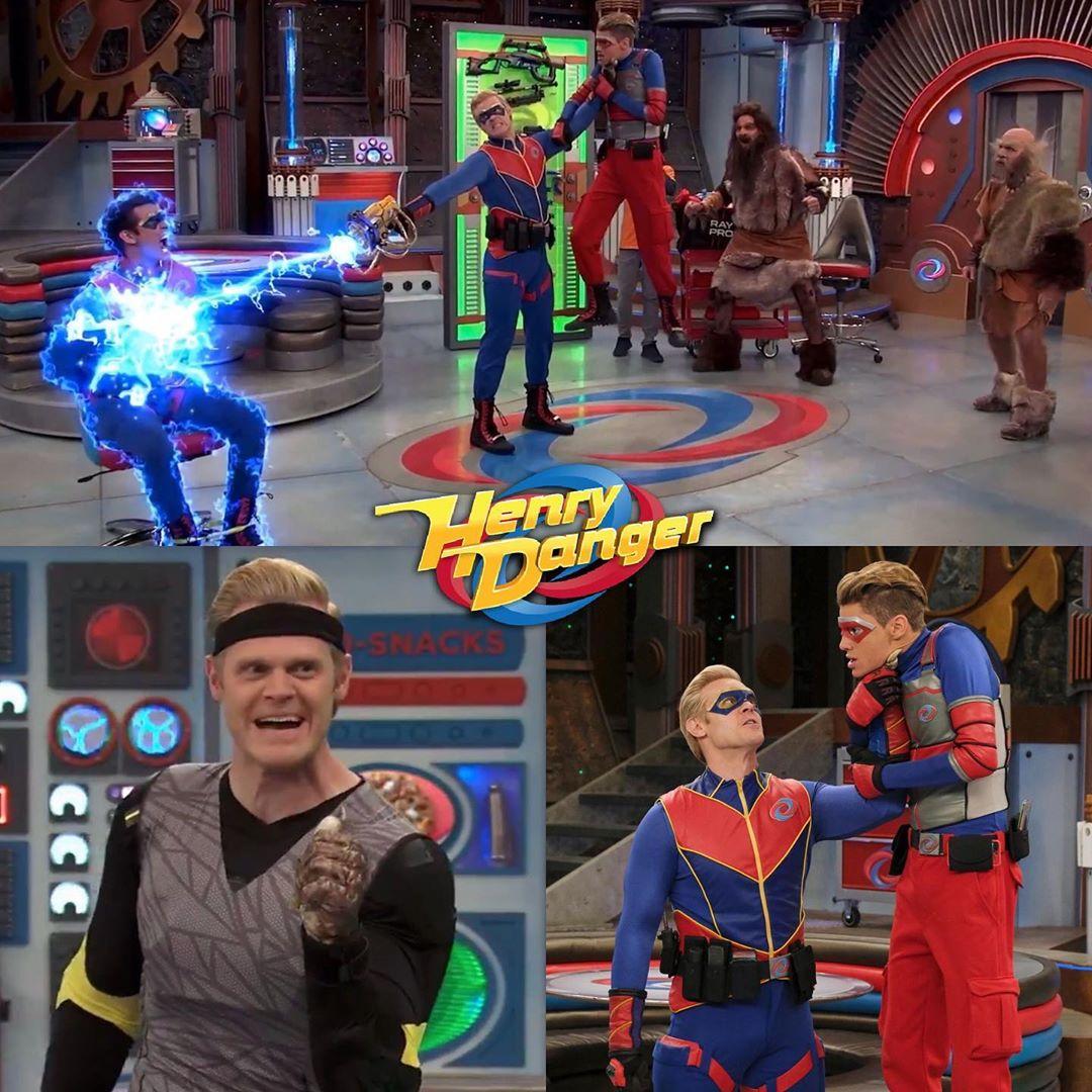 Captain Drex Henry Danger Wiki Fandom