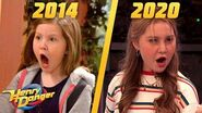 Piper Hart Through The Years ⏰ Henry Danger