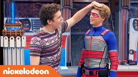 Sneak Peeks from NEW Episodes! 😬 I Henry Danger I Nick