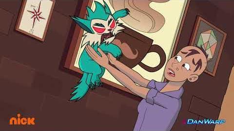 Cat Monster Attack! The Adventures of Kid Danger Dan Schneider