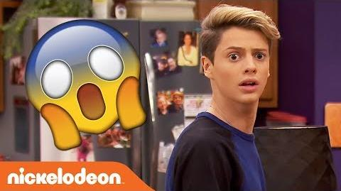 Henry Freaks Out Over a Toy Car 🚗 Henry Danger Nick