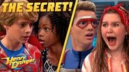 EVERY TIME Kid Danger's Secret Is Revealed! Henry Danger