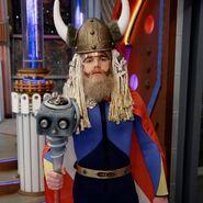 Captain Man-kini Jasper