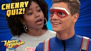 CHENRY Super-Fan Quiz! Henry Danger